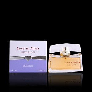 LOVE IN PARIS eau de Perfume Spray 50 ml