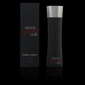 ARMANI CODE SPORT eau de toilette Spray 125 ml