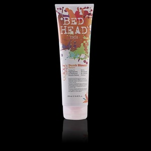 BED HEAD DUMB BLONDE shampoo 250 ml